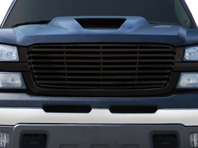 3 Simple Steps to Replace Front Grill for 2003-2005 Chevy Silverado