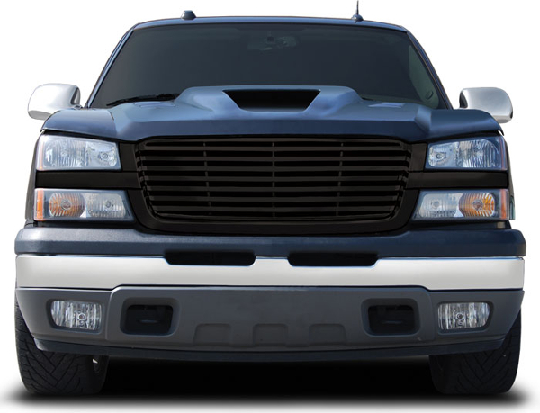 3 Simple Steps to Replace Front Grill for 2003-2005 Chevy Silverado - Step 3