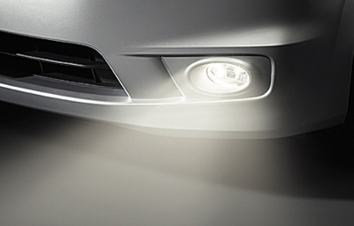 Fog Lights Installation Guide