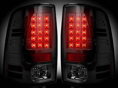 LED Tail Lights Installation Guide