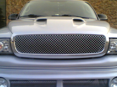 Replace 1997-2004 Dodge Dakota Front Grill in less than 1 hour