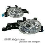 1997 Dodge Neon Clear Projector Headlights