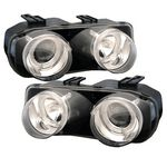 1998 Acura Integra Clear Halo Projector Headlights