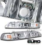 1991 Acura Integra Chrome Euro Headlights