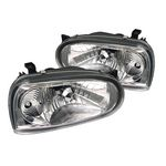 1994 VW Golf Clear Euro Headlights