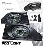 2005 Acura RSX Smoked OEM Style Fog Lights Kit