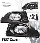 2005 Acura RSX Clear OEM Style Fog Lights Kit