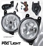 Lincoln Navigator 1998-2002 Clear OEM Fog Lights Kit