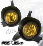 2002 Ford Explorer Sport Trac Yellow OEM Style Fog Lights