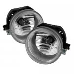 2009 Dodge Caravan Clear OEM Style Fog Lights Kit