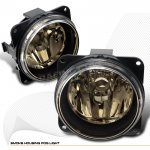 2003 Ford Focus Smoked OEM Style Fog Lights