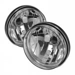 GMC Sierra 2007-2013 Clear OEM Style Fog Lights