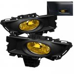 Mazda 3 Sedan 2007-2008 Yellow OEM Style Fog Lights
