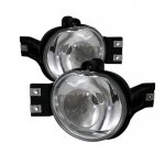 2008 Dodge Ram Clear OEM Style Fog Lights