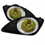2010 Toyota Camry Yellow OEM Style Fog Lights
