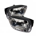 Chevy TrailBlazer 2002-2009 Clear OEM Style Fog Lights