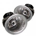 Nissan Altima 2002-2004 Clear OEM Style Fog Lights