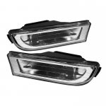 1995 BMW E38 7 Series Clear OEM Style Fog Lights