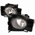 Nissan Altima Coupe 2008-2010 Clear OEM Style Fog Lights