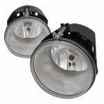 2007 Jeep Commander Clear OEM Style Fog Lights