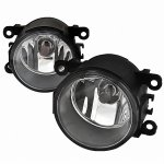 Ford Focus 2008-2009 Clear OEM Style Fog Lights