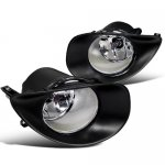 2008 Toyota Yaris Hatchback Clear Fog Lights Kit