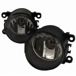 Lincoln Navigator 2007-2008 Smoked OEM Style Fog Lights