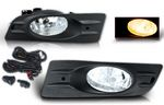 2007 Honda Accord Coupe Clear OEM Style Fog Lights Kit