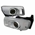 Honda Civic 1992-1995 Smoked Fog Lights Kit