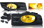 2007 Honda Accord Coupe Yellow OEM Style Fog Lights Kit