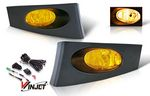 Honda Fit 2006-2007 Yellow OEM Style Fog Lights Kit