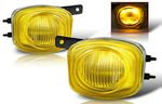 Mitsubishi Eclipse 2000-2002 Yellow OEM Style Fog Lights