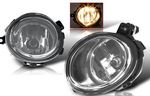 BMW E46 3 Series 2001-2005 Smoked OEM Style Fog Lights