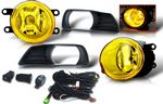 2008 Toyota Camry Yellow OEM Style Fog Lights Kit