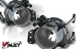 BMW X5 2004-2008 Smoked OEM Style Fog Lights