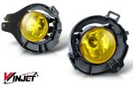Nissan Frontier 2005-2008 Yellow OEM Style Fog Lights