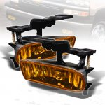 2005 Chevy Suburban Yellow Fog Lights