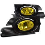 Honda Accord Sedan 2001-2002 Yellow Fog Lights Kit