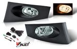 Honda Fit 2006-2007 Smoked OEM Style Fog Lights Kit