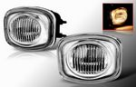 Mitsubishi Eclipse 2000-2002 Smoked OEM Style Fog Lights