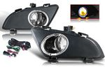 2004 Mazda 6 Smoked Halo OEM Style Fog Lights Kit