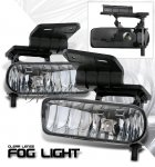 Chevy Tahoe 2000-2006 Clear Fog Lights