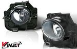 2009 Nissan Altima Sedan Clear OEM Style Fog Lights