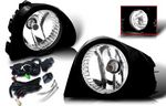 Scion xA 2004-2006 Smoked OEM Style Fog Lights Kit