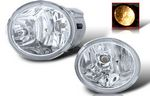 Toyota Sequoia 2001-2007 Clear Fog Lights Kit
