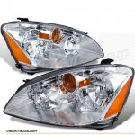 Nissan Altima 2002-2004 Replacement Headlights