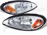 Chrysler PT Cruiser 2001-2005 Replacement Headlights