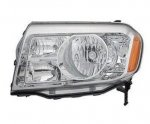 Honda Pilot 2009-2011 Left Driver Side Replacement Headlight