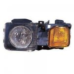 2009 Hummer H3 Left Driver Side Replacement Headlight