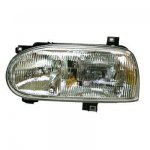 1996 VW Golf GTI Left Driver Side Replacement Headlight